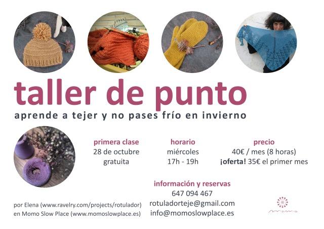 flyer PUNTO
